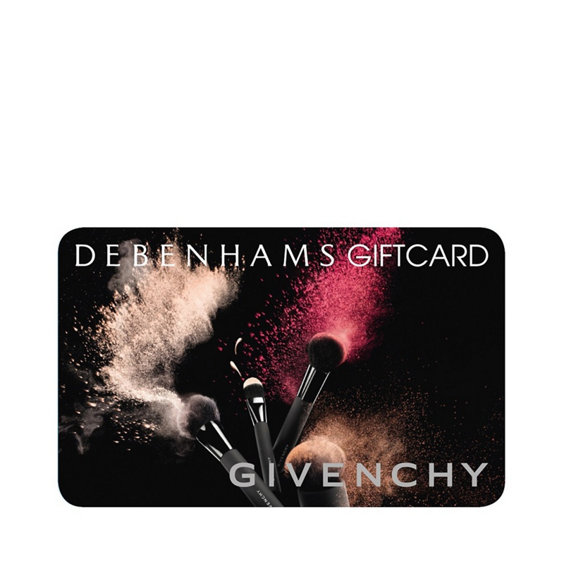 Givenchy gift card
