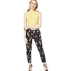 Miss Selfridge - Floral print trouser