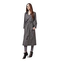 Miss Selfridge - Maxi trench coat