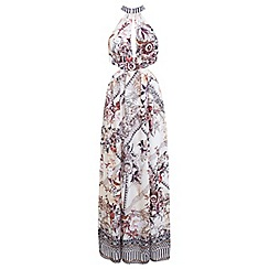 Miss Selfridge - Bohemian print maxi dress