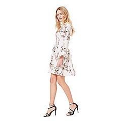 Miss Selfridge - Cherry blossom dress
