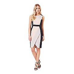 Miss Selfridge - Colourblock dress