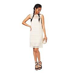 Miss Selfridge - Ivory tunic dress