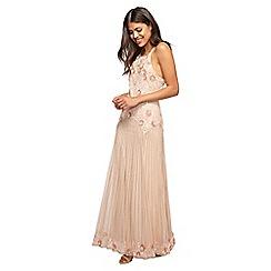 Miss Selfridge - 3D floral embellished dress