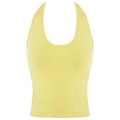 Miss Selfridge - Halter neck top
