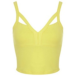 Miss Selfridge - Strappy bra top