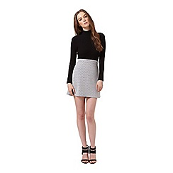 Miss Selfridge - Tile a line skirt