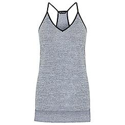 Miss Selfridge - Grey new cut and sew cami