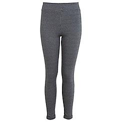 Miss Selfridge - Mini dogtooth tube trouser