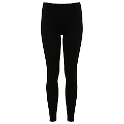 Miss Selfridge - Black legging