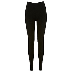 Miss Selfridge - Black ankle legging