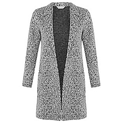 Miss Selfridge - Scratchy mono duster jacket