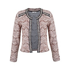 Miss Selfridge - Embellished jacket