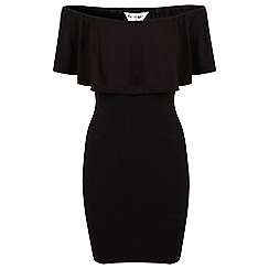 Miss Selfridge - Ruffle bardot dress