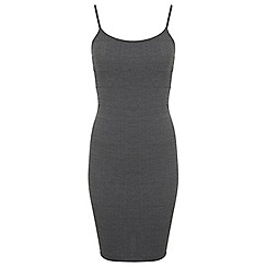 Miss Selfridge - Jacquard strappy dress