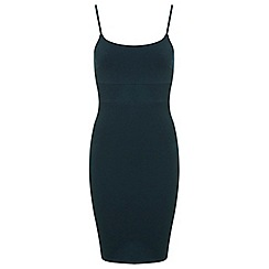 Miss Selfridge - Fern strappy square neck dress