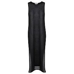 Miss Selfridge - Side split dress