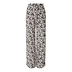 Miss Selfridge - Ditsy floral wide leg trouser