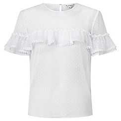 Miss Selfridge - Tulle tee
