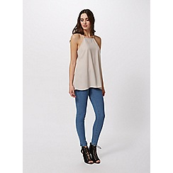 Miss Selfridge - Fishtail cami