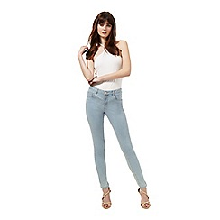Miss Selfridge - Lizzie vintage distressed jean