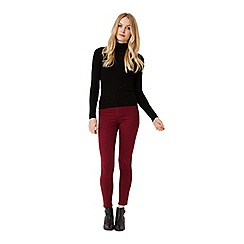 Miss Selfridge - Steffi raspberry jean