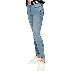 Miss Selfridge - R sofia light blue jean