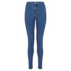 Miss Selfridge - R steffi pretty blue jean