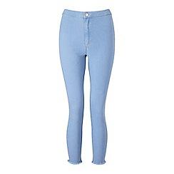 Miss Selfridge - Steffi bleach cropped jean