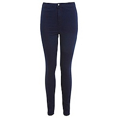 Miss Selfridge - Indigo super high waist