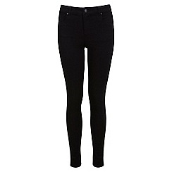 Miss Selfridge - Black sophia ultra soft jean