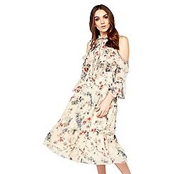 Miss Selfridge - Floral tiered dress