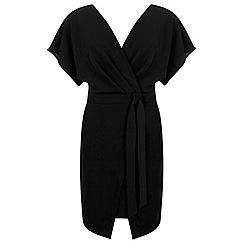 Miss Selfridge - Kimono wrap dress