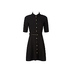 Miss Selfridge - Half-sleeved shirt dress