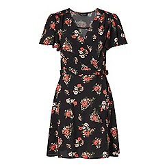 Miss Selfridge - Printed tea dress