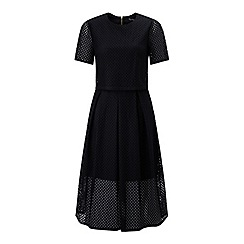 Miss Selfridge - Broderie double layer dress