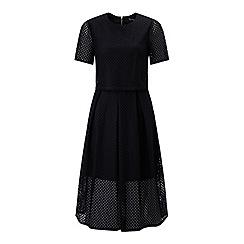 Miss Selfridge - Broderie double layer dress