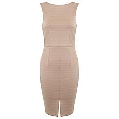 Miss Selfridge - Stripe pencil dress