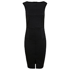 Miss Selfridge - Striped pencil dress