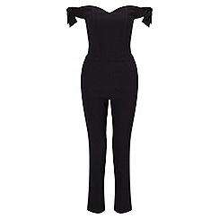 Miss Selfridge - Bow sleeve jumpsuit