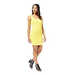Miss Selfridge - Bandage bodycon dress