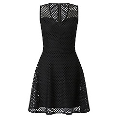Miss Selfridge - Honeycomb skater dress