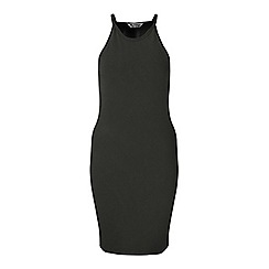 Miss Selfridge - Black 90's bodycon dress