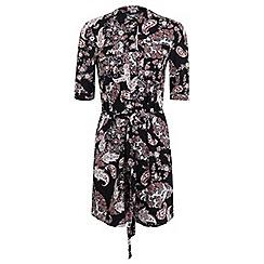 Miss Selfridge - Paisley shirt dress