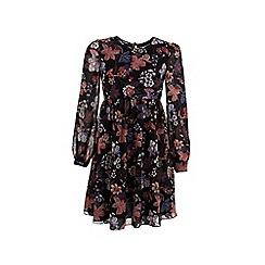 Miss Selfridge - Printed smock dress