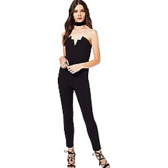 Miss Selfridge - Bengaline bandeau jumpsuit