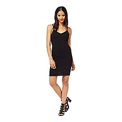 Miss Selfridge - Strappy back bodycon dress