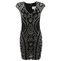 Miss Selfridge - Animal bodycon dress