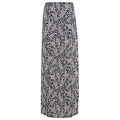 Miss Selfridge - Nude paisley maxi
