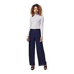 Miss Selfridge - Tie waist wide leg trouser